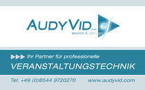 AUDYVID sound & design GmbH